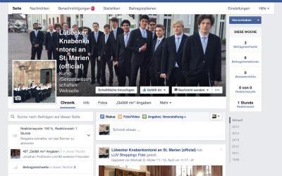 500 Facebook-Likes – Wir bedanken uns!