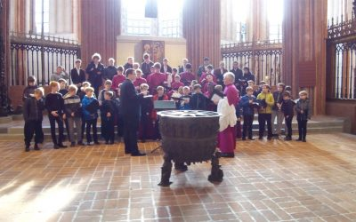 Wochenende mit dem Coventry Cathedral Choir