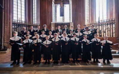 Jubiläumskonzert 70 Jahre Lübecker Knabenkantorei